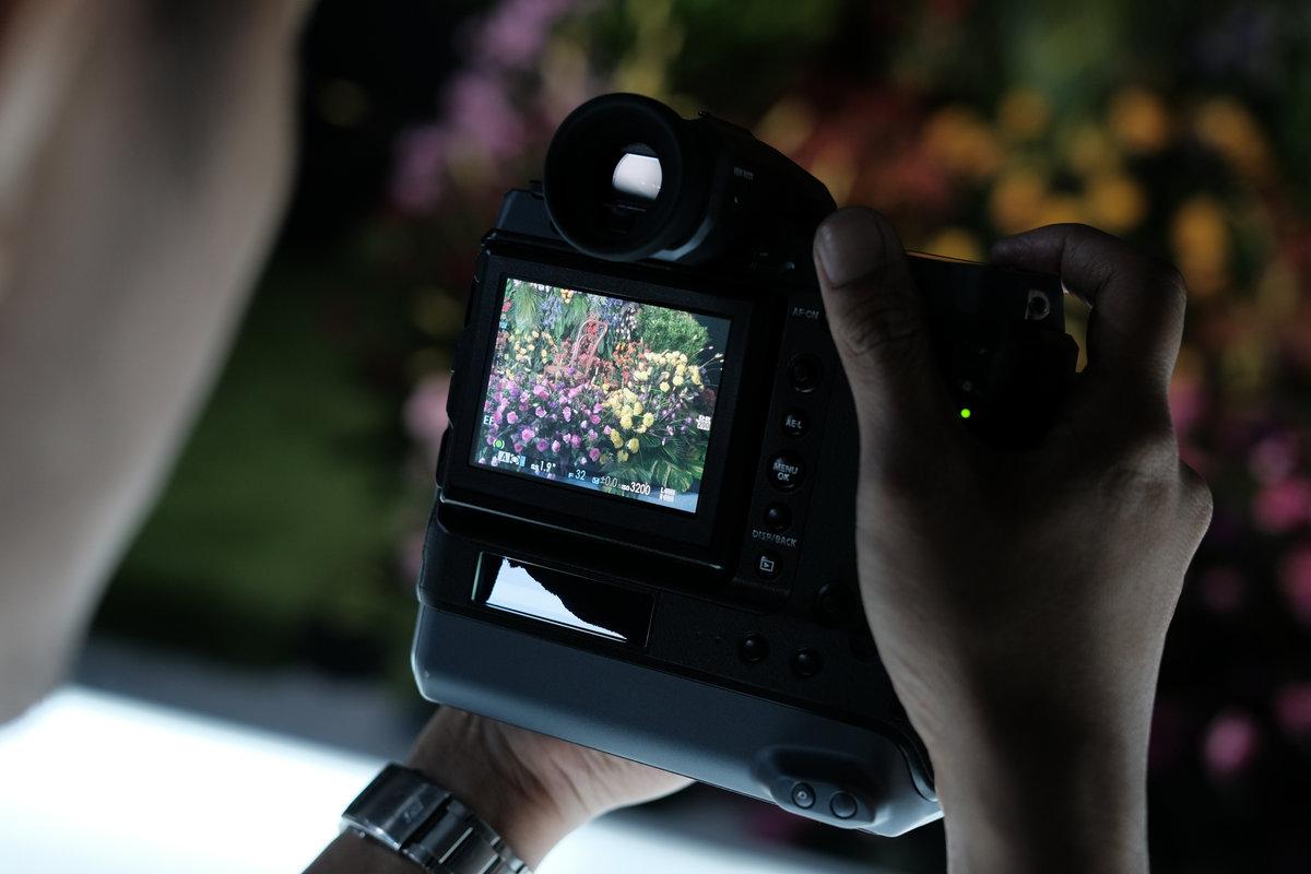 Fujifilm GFX100 launch