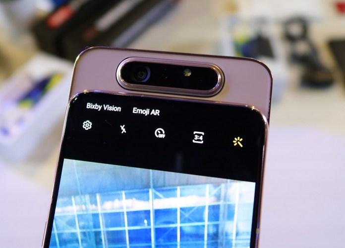 Dijual Seharga 9,5 Juta Rupiah, Inilah 7 Fitur Unggulan Samsung Galaxy A80 2