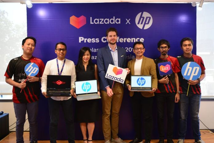 HP & Lazada Gelar HP Brand Day Pada Tanggal 31 Juli 2019