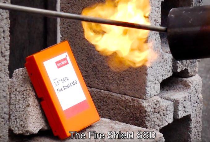 Innodisk Fire Shield SSD: SSD Tangguh yang Tahan Api 1