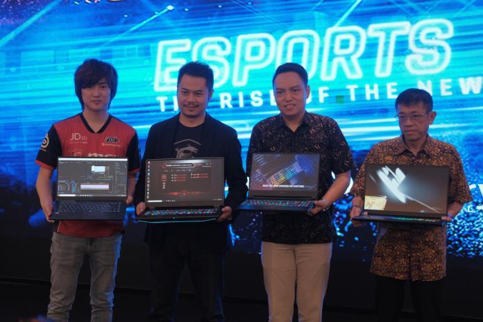 MSI Luncurkan Empat Laptop Terbaru; GT76 Titan, GE65 Raider, GS75 Stealth, dan Prestige 15 1