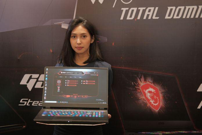MSI Luncurkan Empat Laptop Terbaru; GT76 Titan, GE65 Raider, GS75 Stealth, dan Prestige 15 2