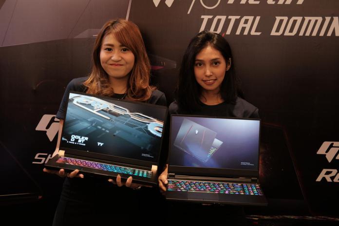MSI Luncurkan Empat Laptop Terbaru; GT76 Titan, GE65 Raider, GS75 Stealth, dan Prestige 15 4