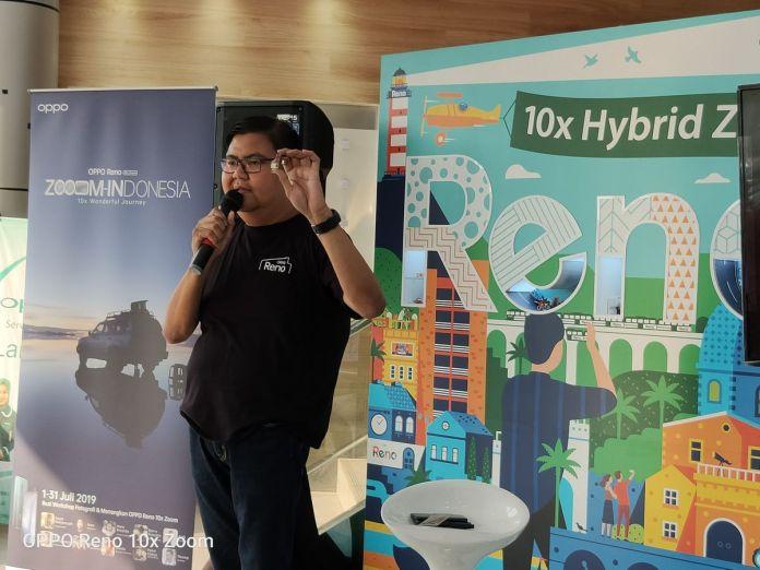 "OPPO Sukses Gelar ""Reno 10x Zoom: ZOOM-INDONESIA, 10x Wonderful Journey"" di Kota Malang 1"
