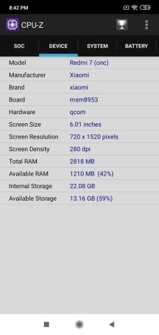 Redmi 7 CPU Z (3)