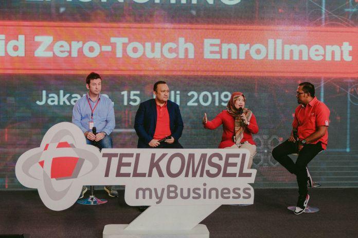 Gandeng Google, Telkomsel myBusiness Hadirkan <em>Android Zero-touch Enrollment </em>untuk Korporat