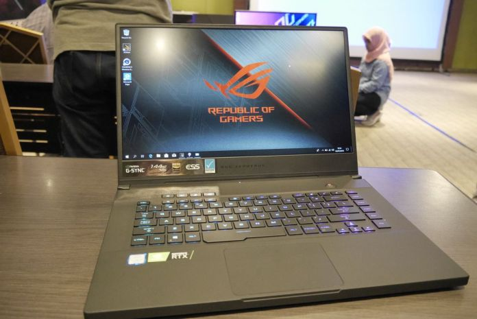 ASUS Siap Luncurkan Jajaran Laptop dan Desktop Gaming ROG dengan Intel Core Generasi Ke-9 1