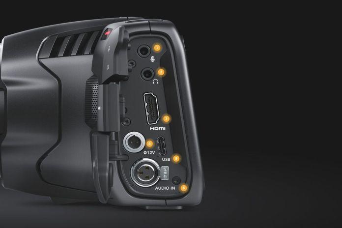 Blackmagic Design Pocket Cinema Camera 6K: Kamera Khusus Video dengan Sensor 6K Super 35 dan Mendukung Lensa Canon EF 3