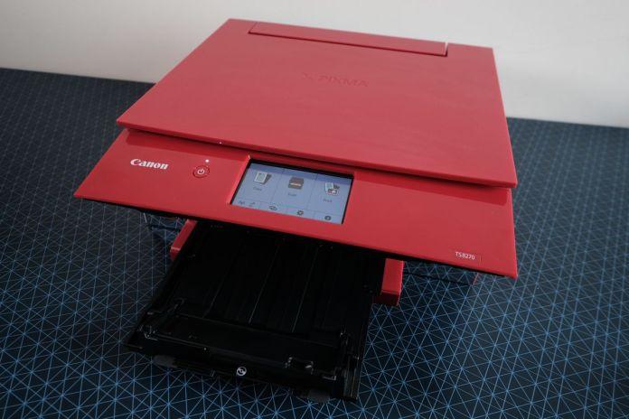 Review Canon PIXMA TS8270: Printer Multifungsi Untuk Cetak Dokumen dan Berkreasi 2