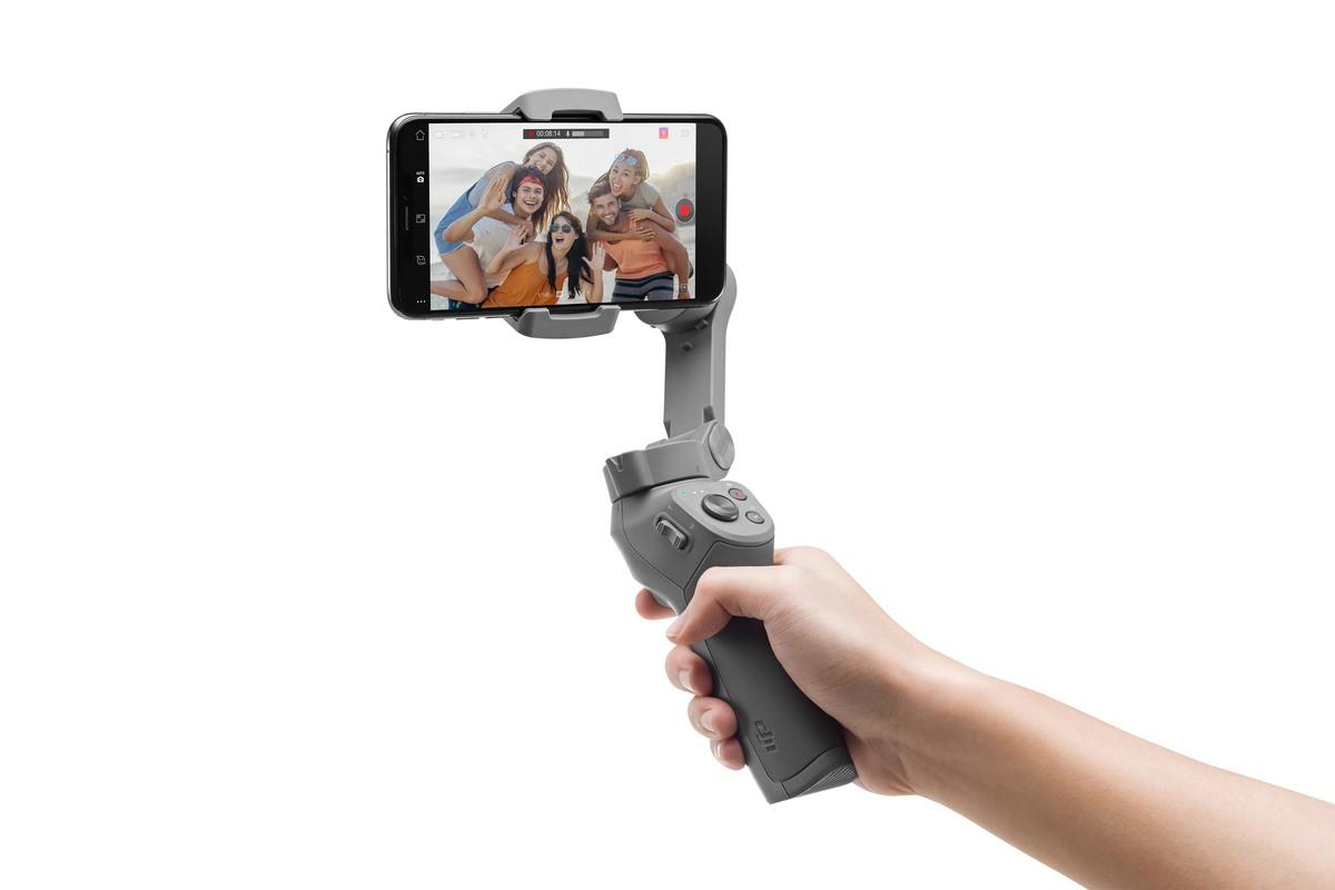 DJI Perkenalkan Osmo Mobile 3, Gimbal Smartphone yang Bisa Dilipat 11