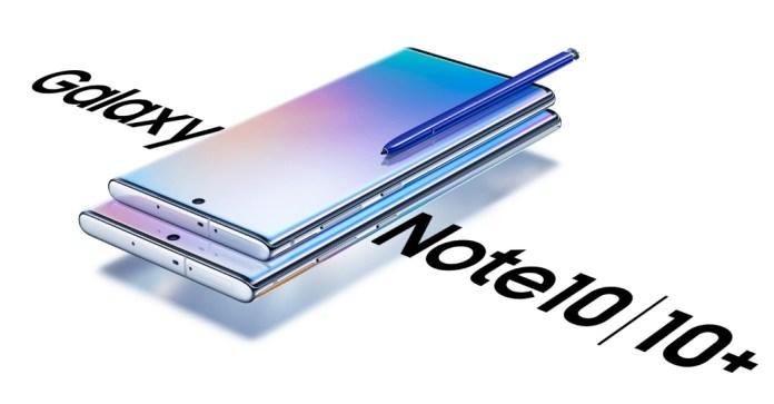 Samsung Resmi Umumkan Galaxy Note10 dan Galaxy Note10+ 1