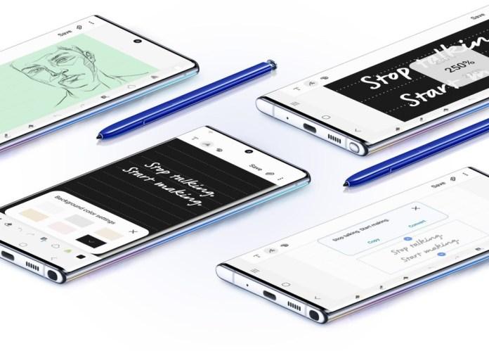 Samsung Resmi Umumkan Galaxy Note10 dan Galaxy Note10+ 2