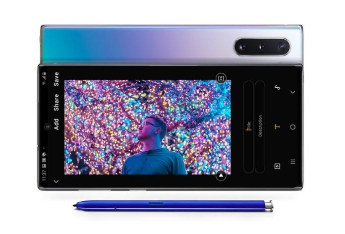 Samsung Resmi Umumkan Galaxy Note10 dan Galaxy Note10+ 3