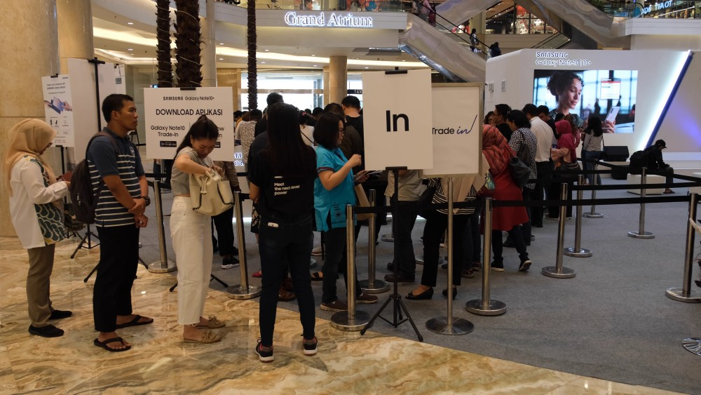 Samsung Gelar Penjualan Perdana Galaxy Note10 dan Note10+ di Indonesia 18 android, samsung, Samsung Galaxy Note10