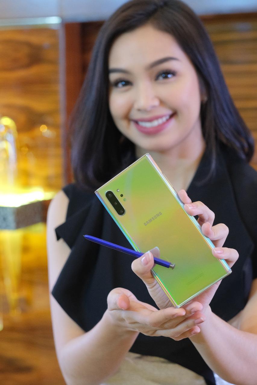 [Hands-On] Kesan Pertama Menggenggam Samsung Galaxy Note10 dan Galaxy Note10+ 11