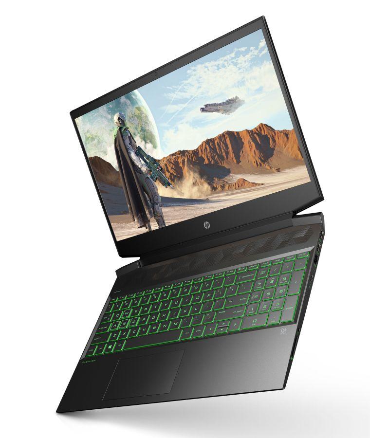 HP Pavilion Gaming 15 2019: Laptop Gaming Pertama dari HP dengan Prosesor AMD Ryzen dan Kartu Grafis Nvidia 13