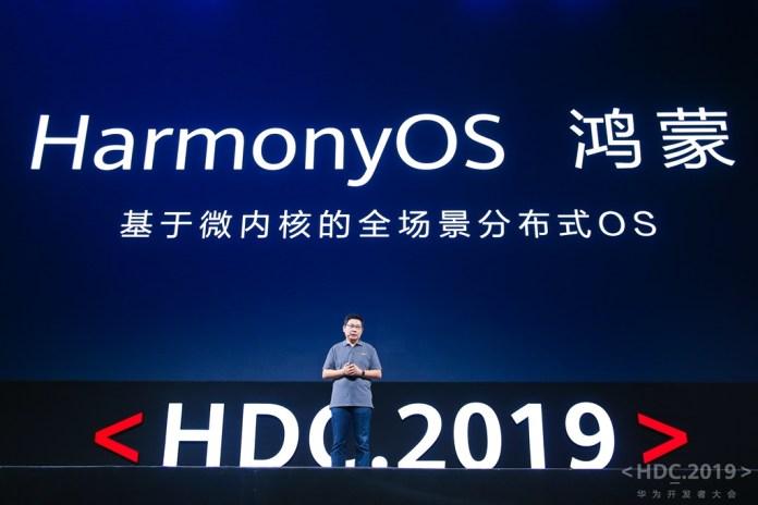 Huawei Perkenalkan HarmonyOS, Sistem Operasi Baru untuk Smartphone 1