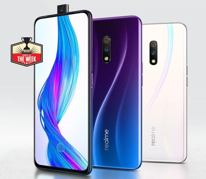 Gadget of The Week #16 2019: Realme X, Harga 3 Jutaan dengan RAM 4GB dan Memori Internal 128GB