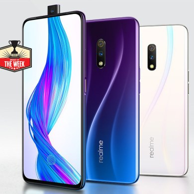 Realme X gadget of the week