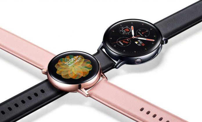 Samsung Galaxy Watch Active2: Smartwatch dengan Rotating Touch Bezel dan Dukungan Sensor EKG 1