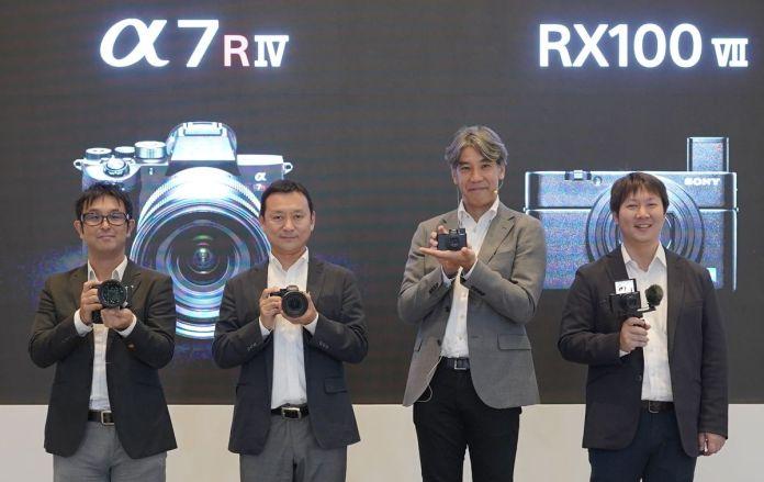 Sony Resmikan Kehadiran a7R IV dan RX100 VII di Alpha Festival 2019