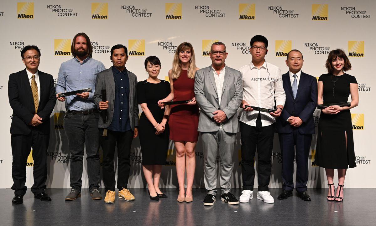 upacara awarding nikon photo conetes 2019