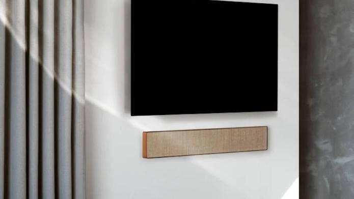 Bang & Olufsen Beosound Stage: Soundbar Pertama B&O dengan Dolby Atmos dan Chromecast