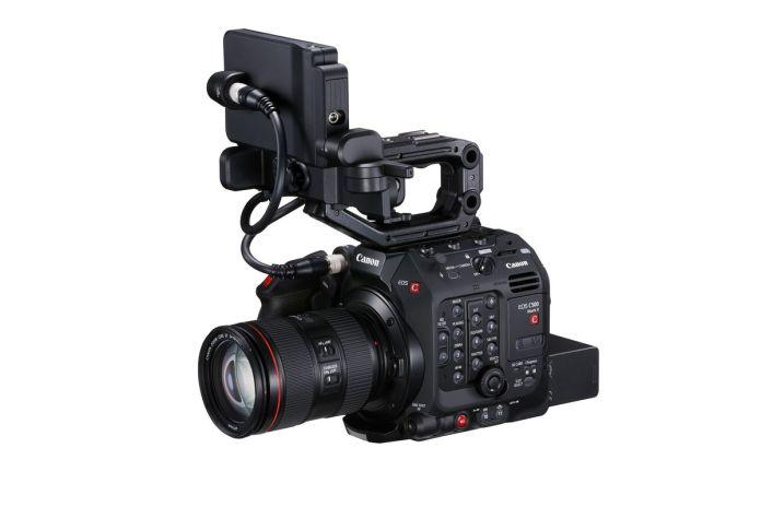 Canon EOS C500 Mark II: Kamera Cinema EOS Pertama dengan Fitur Penstabil Elektronik 5-axis 4