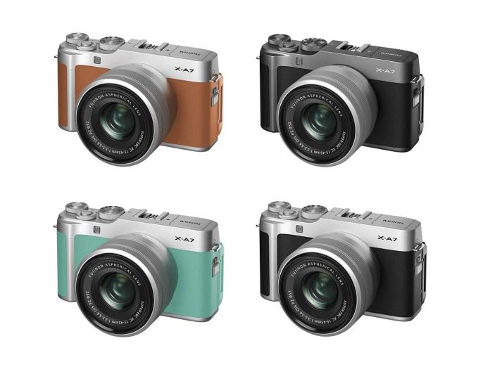 Fujifilm X-A7: Mirrorless Pertama Fujifilm dengan Layar Sentuh yang Bisa Dilipat dan Diputar 5