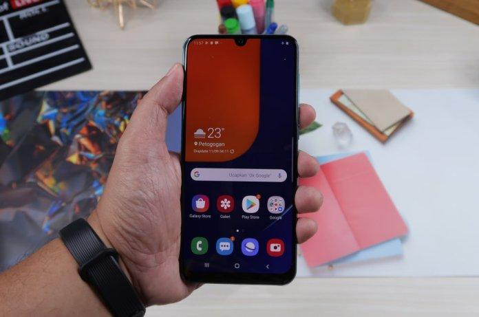 Samsung Resmi Luncurkan Galaxy A50s di Indonesia 3