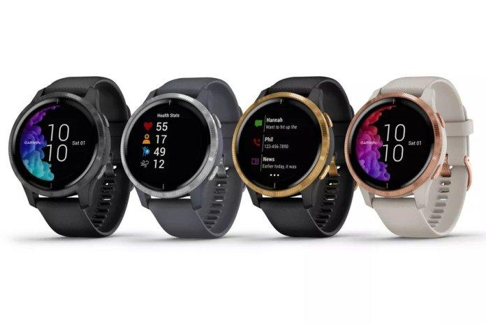 [IFA 2019] Garmin Venu: Smartwatch dengan Layar AMOLED dan Daya Tahan Baterai hingga 5 Hari 1
