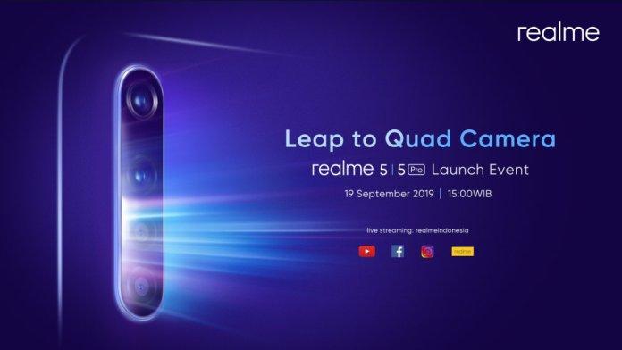 Andalkan 4 Kamera Belakang, Realme 5 dan Realme 5 Pro Siap Hadir di Indonesia 1