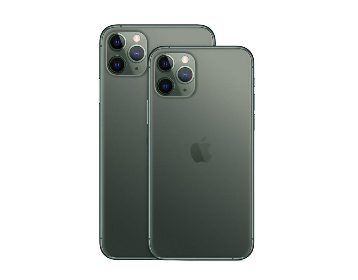 iPhone 11 Pro dan Iphone 11 Pro