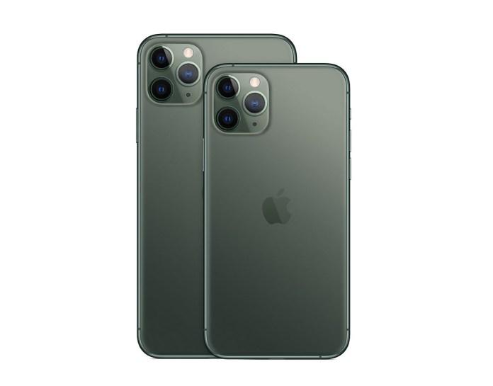 iPhone 11 Pro dan iPhone 11 Pro Max: Duo Smartphone Apple dengan Tiga Kamera Belakang dan Layar Super Retina XDR 1