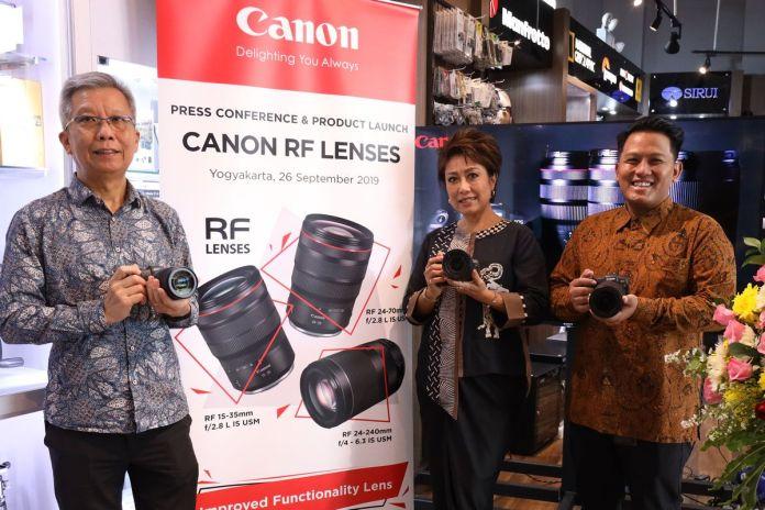 3 Lensa Zoom Terbaru Untuk Canon EOS R Hadir di Indonesia, Harga Mulai 15 Jutaan
