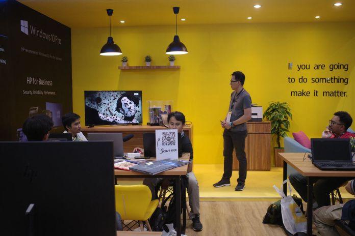 Dukung Startup & UKM Indonesia, HP Memperkenalkan <em>HP Untuk Bisnis</em>