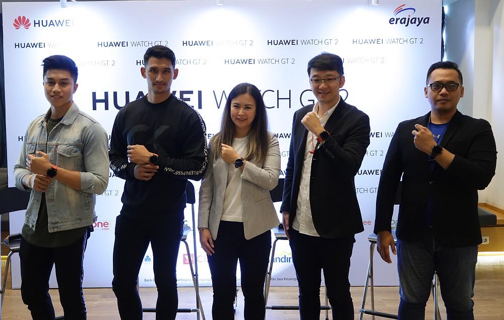 Hadir di Indonesia, Huawei Watch GT 2 Dijual dengan Harga 2,8 Juta Rupiah 11