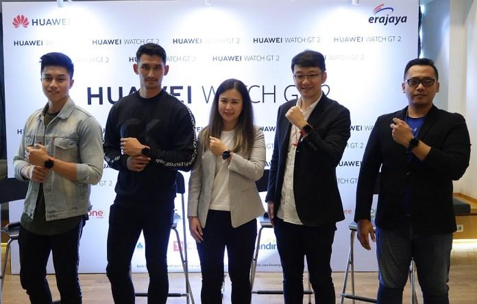 Hadir di Indonesia, Huawei Watch GT 2 Dijual dengan Harga 2,8 Juta Rupiah 1