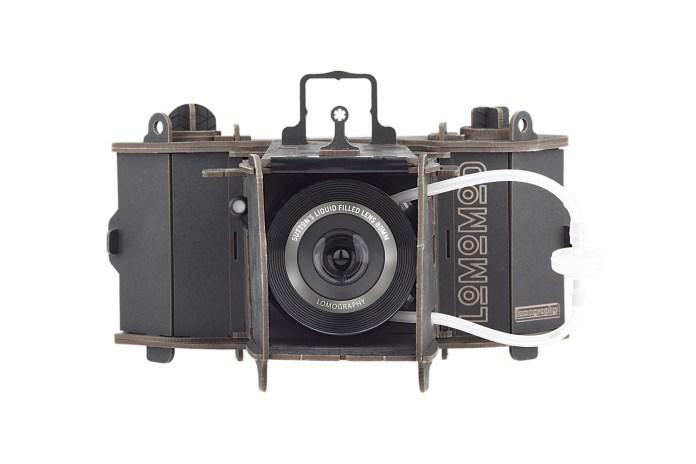 LomoMod No.1: Kamera Analog Medium Format Pertama dengan konsep DIY dan Lensa Sutton Liquid-Filled 1