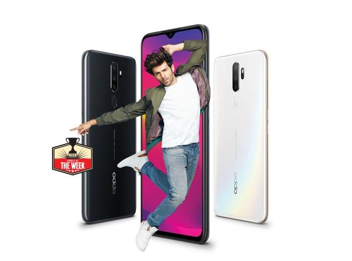Gadget of The Week #18 2019: OPPO A5 2020, Smartphone dengan Memori Internal 128GB Paling Terjangkau