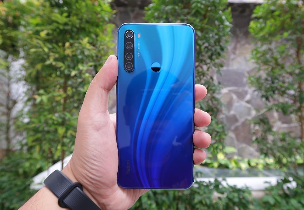Redmi Note 8 Blue 2