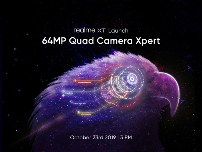 Siap Masuk Indonesia, Realme XT Andalkan Quad-Camera 64 Megapixel 2
