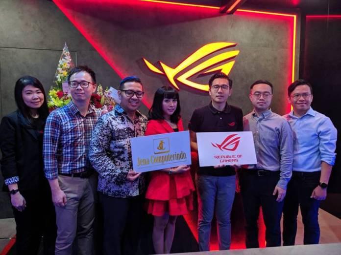 ASUS ROG Store Kedua Hadir di Mall Ambassador Jakarta