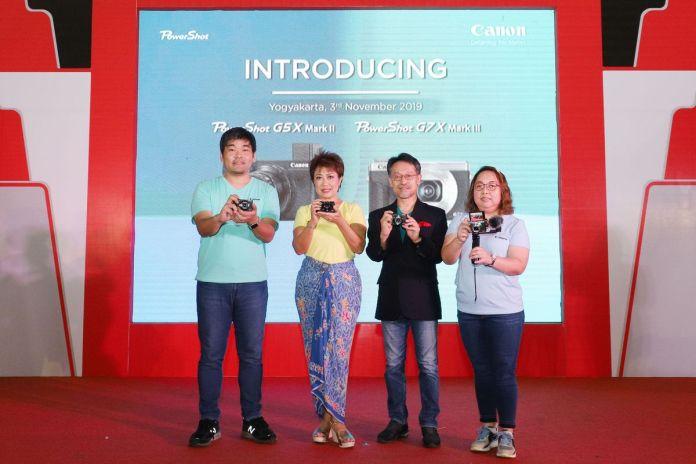 Canon PowerShot G5 X Mark II dan PowerShot G7 X Mark III Resmi Hadir di Indonesia, Harganya Mulai dari 10 Jutaan