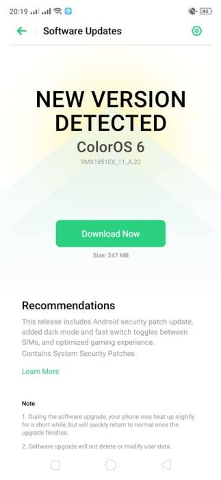 [Tips] Cara Mengaktifkan Dark Mode di Smartphone realme 1