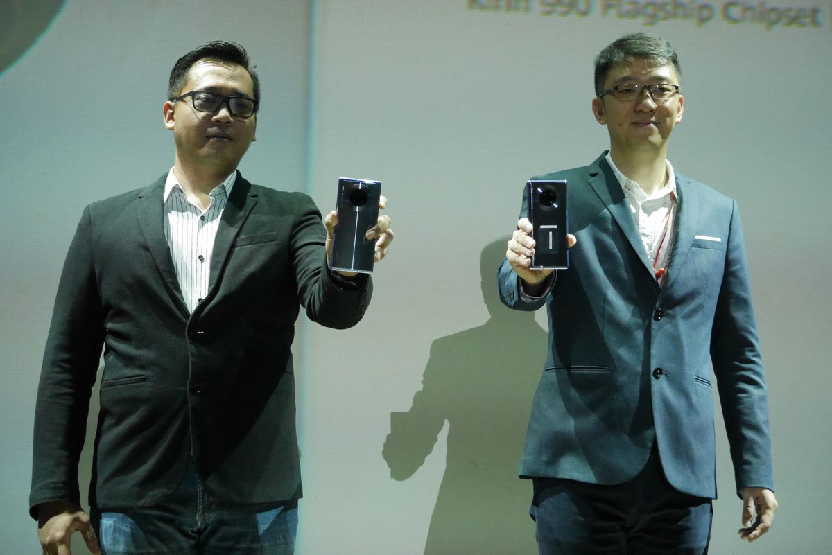 Huawei Mate 30 Pro 1