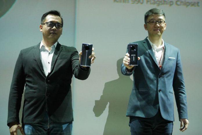 Dijual 12 Jutaan Rupiah, Huawei Mate 30 Pro Bawa Chipset Kirin 990 dan Quad Camera 1