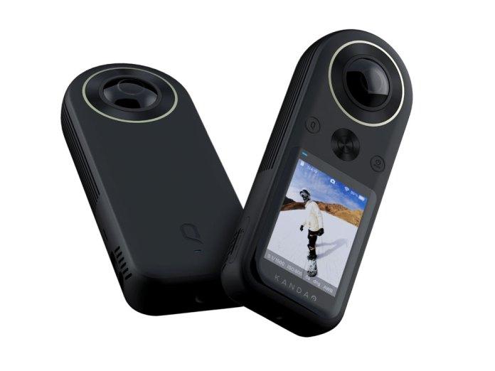 Kandao QooCam 8K: Kamera Aksi 360° Terjangkau yang Bisa Rekam Video 8K 1