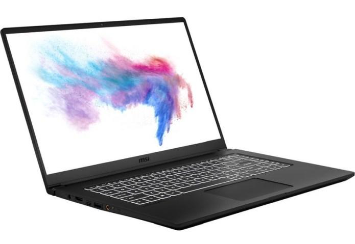 MSI Modern 15: Laptop 15 inci dengan Intel Comet Lake, Bobot Hanya 1,6 Kg