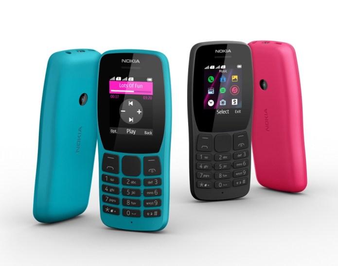 Harga 300 Ribuan Rupiah, Nokia 110 Resmi Dijual di Indonesia
